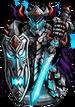 Batraz, the Immortal Hero II Figure