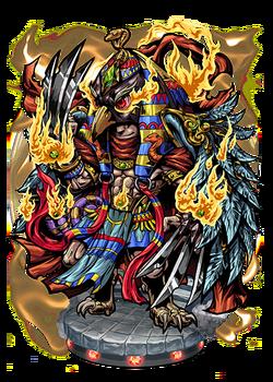 Horus, the Falcon God II Figure