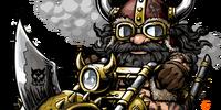 Dwarven Hog Rider