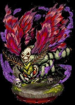 Vile Acherontia Styx Figure