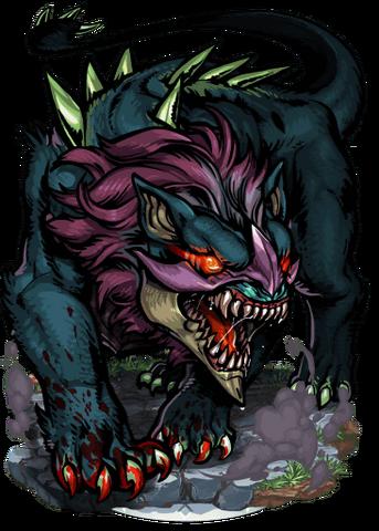 File:Skoll, Dark Wolf II Figure.png