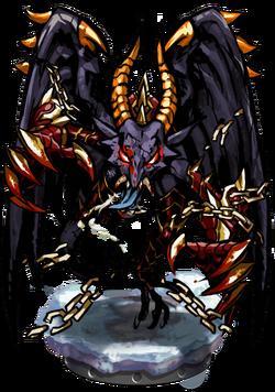 Unbound Gargoyle II Figure