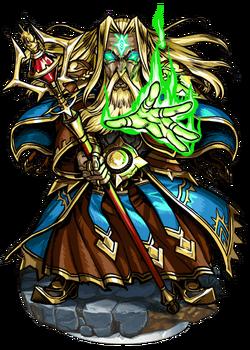 Flamel, Evil-eyed Alchemist II Figure