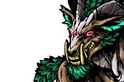 File:Yale, Beast of the Forest Face.png