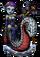 Yulia, Snakerider II Figure