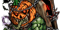 Figgo, Halloween Terror