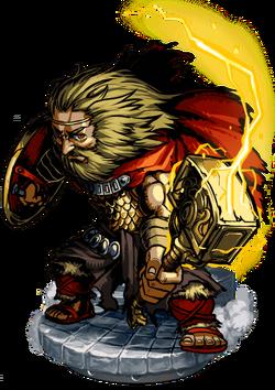 Thor II Figure
