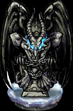 Gargoyle II Figure