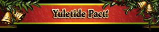 Yuletide Pact
