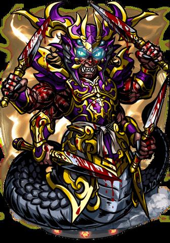 File:Takshaka, Serpent King II Figure.png