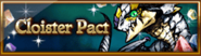 Cloister Pact Banner
