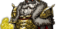 Midas, the Golden King
