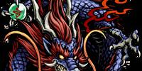 Xin Lon, The Blue Dragon