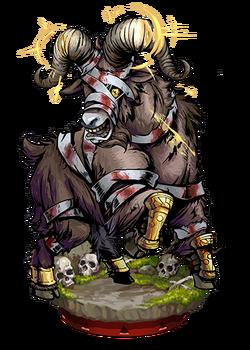 Yule Goat, the Sacrifice Figure