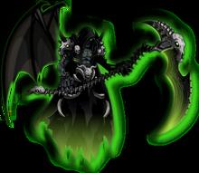 Death Horseman of the Apocalypse I