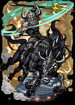 Odin, God of Victory Figure