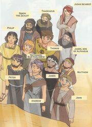 The Original Apostles