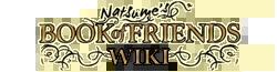 File:Natsumeyuujinchou Wiki-wordmark.png