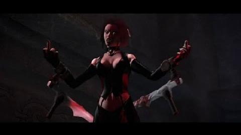 Bonus BloodRayne - Alternative Bad Ending Cutscene