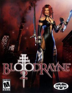 BloodRayne 2 (Cover)