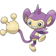 Ethan's Aipom