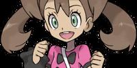 A Kalos Adventure/Characters & Pokemon