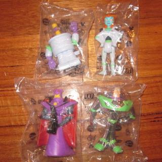 Australian McDonalds BLoSC toys