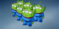 Little Green Men (LGMs)