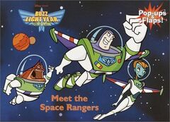 Meet the Space Rangers cover