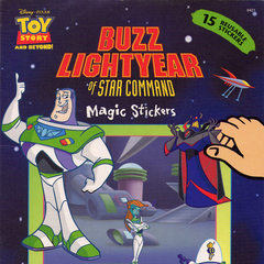 The cover of the stickers set.