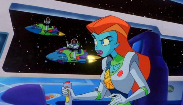 File:Mira at the controls, with the Zurg possessed Spacerangers..jpg