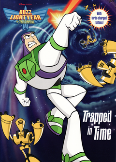 Trappedintime cover