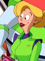 Ranger - female, blonde