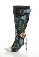 Steampunk-renaissance-pointy-toe-goth-victorian-boots-bf241