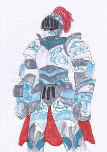 Toon fantasy cyborg by turtlehill-d5a9e0r