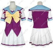 SchoolGirlCosplayUniform-2