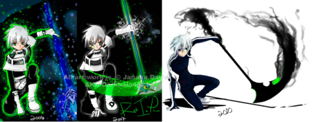 DP Danny Phantom R I P by DarkHalo4321