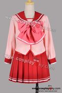 To-heart-2-school-Girl-Tamaki-Kousaka-Uniform-Cosplay-Costume-1