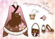 Steampunk wa loli outfit by neko vi-d3j3bqc