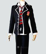Blue Exorcist Boys Uniform Cosplay Costume