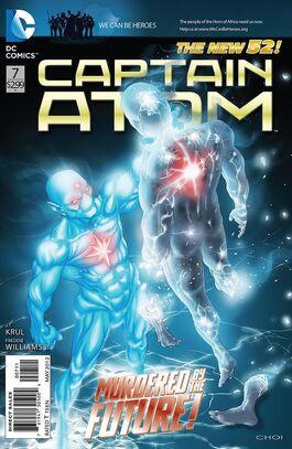 Captain Atom Vol 2-7 Cover-1
