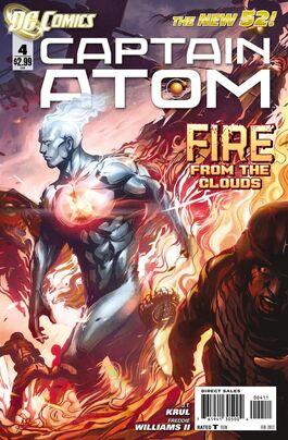 Captain Atom Vol 2-4 Cover-1