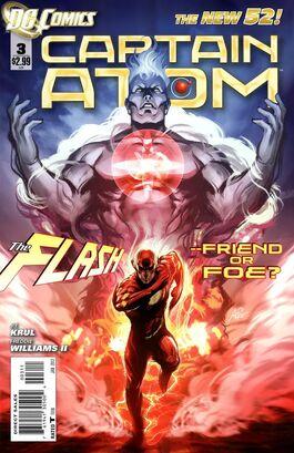Captain Atom Vol 2-3 Cover-1