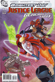 Justice League Generation Lost-17 Cover-2