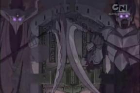 Scythe Wielding Shadow Monsters