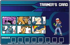 Ash's Team 2