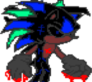 Black Heart Sonic=Black Blood Sonic