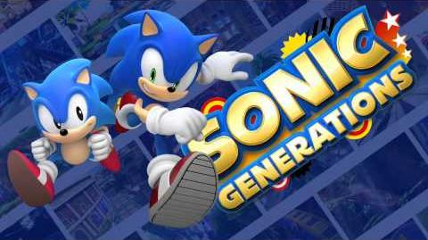 Sonic Generations OST - Vs. Metal Sonic (Stardust Speedway Bad Future JP)