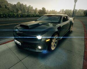 Chevrolet Camaro SS (Drag)