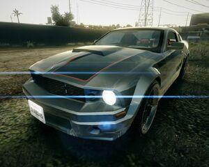 Foose Stallion Ford Mustang